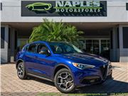 2021 Alfa Romeo Stelvio AWD for sale in Naples, Florida 34104