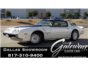 1980 Pontiac Firebird Trans-Am for sale in DFW Airport, Texas 76051