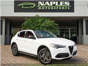 2021 Alfa Romeo Stelvio for sale in Naples, Florida 34104