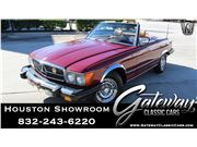 1985 Mercedes-Benz 380SL for sale in Houston, Texas 77090