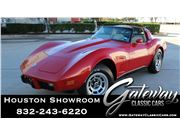 1978 Chevrolet Corvette for sale in Houston, Texas 77090