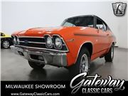 1969 Chevrolet Chevelle for sale in Kenosha, Wisconsin 53144