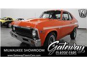 1969 Chevrolet Nova for sale in Kenosha, Wisconsin 53144