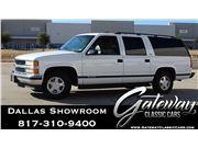 1997 Chevrolet Suburban for sale in DFW Airport, Texas 76051
