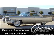1963 Cadillac Series 62 for sale in DFW Airport, Texas 76051