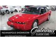 1992 Oldsmobile Cutlass for sale in Indianapolis, Indiana 46268