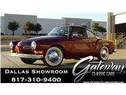 1974 Volkswagen Karmann Ghia for sale in DFW Airport, Texas 76051