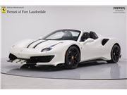2020 Ferrari 488 Pista Spider for sale in Fort Lauderdale, Florida 33308