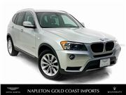 2013 BMW X3 xDrive28i for sale in Downers Grove, Illinois 60515