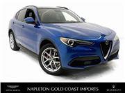 2019 Alfa Romeo Stelvio for sale in Downers Grove, Illinois 60515