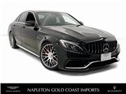 2017 Mercedes-Benz AMG C 63 for sale in Downers Grove, Illinois 60515