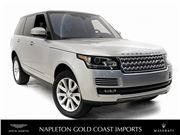 2017 Land Rover Range Rover for sale in Downers Grove, Illinois 60515