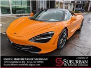 2020 McLaren 720S for sale in Troy, Michigan 48084
