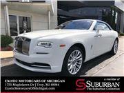 2020 Rolls-Royce Dawn for sale in Troy, Michigan 48084