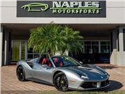 2019 Ferrari 488 Spider for sale in Naples, Florida 34104