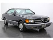 1988 Mercedes-Benz 560SEC for sale in Los Angeles, California 90063