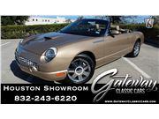 2005 Ford Thunderbird for sale in Houston, Texas 77090