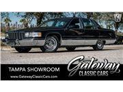 1995 Cadillac Fleetwood for sale in Ruskin, Florida 33570