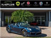 2019 Porsche 911 Turbo S Convertible for sale in Naples, Florida 34104