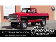 1976 Chevrolet K10 for sale in Phoenix, Arizona 85027