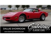 1980 Chevrolet Corvette for sale in DFW Airport, Texas 76051