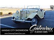 1951 MG TD for sale in Olathe, Kansas 66061
