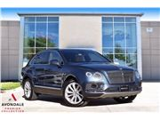2017 Bentley Bentayga for sale in Dallas, Texas 75209