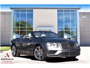 2017 Bentley Continental GT for sale in Dallas, Texas 75209