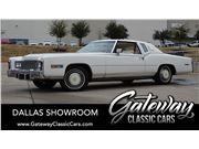 1977 Cadillac Eldorado for sale in DFW Airport, Texas 76051
