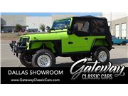 1994 Jeep Wrangler for sale in DFW Airport, Texas 76051