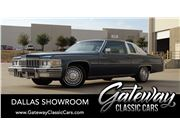 1977 Cadillac DeVille for sale in DFW Airport, Texas 76051