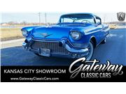 1957 Cadillac Coupe deVille for sale in Olathe, Kansas 66061