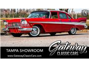 1957 Plymouth Belvedere for sale in Ruskin, Florida 33570