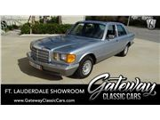 1984 Mercedes-Benz 300SD for sale in Coral Springs, Florida 33065