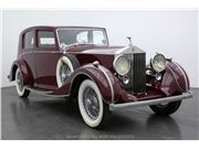 1938 Rolls-Royce 25/30 Saloon with Coachwork by Park Ward for sale in Los Angeles, California 90063
