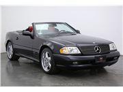 2000 Mercedes-Benz SL500 Designo Edition for sale in Los Angeles, California 90063