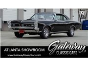 1966 Pontiac GTO for sale in Alpharetta, Georgia 30005