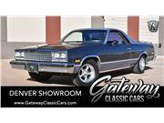 1984 Chevrolet El Camino for sale in Englewood, Colorado 80112