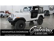1986 Jeep CJ7 for sale in Indianapolis, Indiana 46268