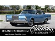 1969 Lincoln Continental for sale in Lake Mary, Florida 32746