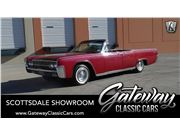 1962 Lincoln Continental for sale in Phoenix, Arizona 85027