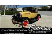 1930 Ford Model A for sale in Coral Springs, Florida 33065