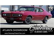 1969 Pontiac GTO for sale in Alpharetta, Georgia 30005