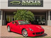 2008 Ferrari 599 GTB Fiorano for sale in Naples, Florida 34104