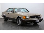 1986 Mercedes-Benz 560SE for sale in Los Angeles, California 90063