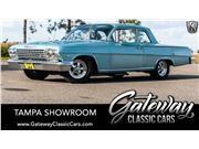 1962 Chevrolet Biscayne for sale in Ruskin, Florida 33570