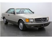 1986 Mercedes-Benz 560SEC for sale in Los Angeles, California 90063