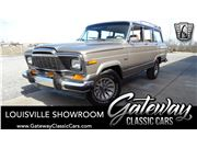 1981 Jeep Wagoneer for sale in Memphis, Indiana 47143