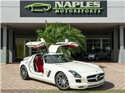 2011 Mercedes-Benz SLS AMG for sale in Naples, Florida 34104