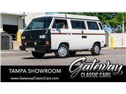 1986 Volkswagen Westfalia for sale in Ruskin, Florida 33570